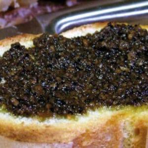 Crema di tartufi neri