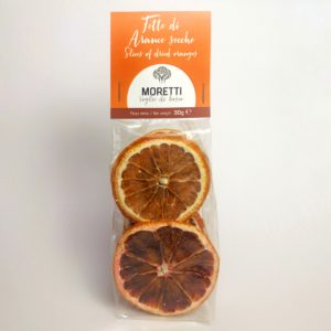 Dried Oranges from Sicily