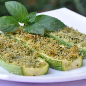 Verdure gratinate al profumo di tartufo